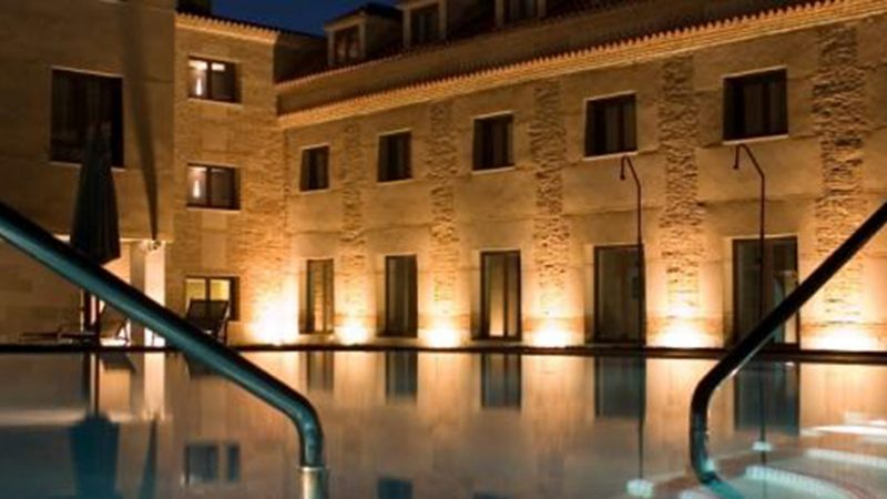 HOTEL BALNEARIO VILLA DE OLMEDO (1)