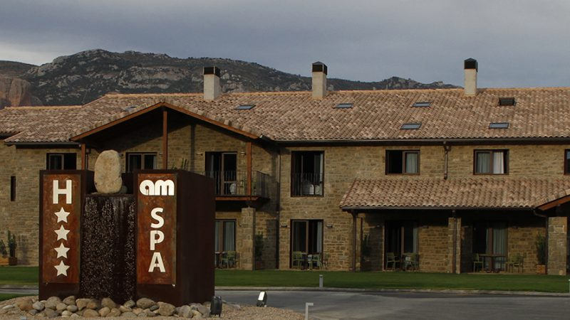 HOTEL SPA AGUAS DE LOS MALLOS (1)