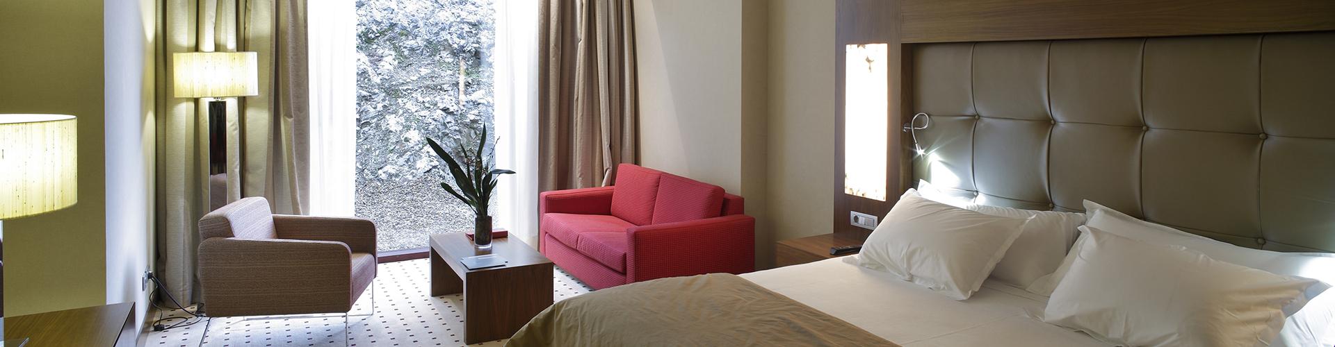 VILLA TERMAL DE LAS CALDAS. Habitación Hotel Enclave.