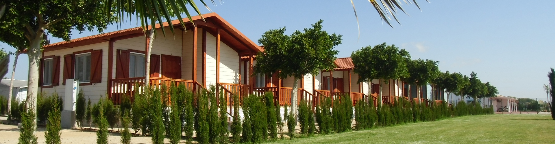 Lo Monte bungalows larga