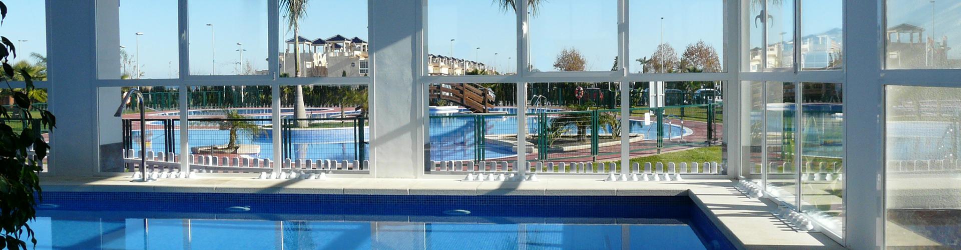 Lo Monte piscina interior